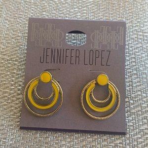 Jennifer Lopez Fashion earrings brand new